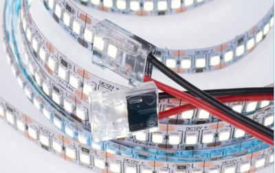 Złączki i konektory LED